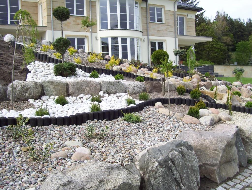 ogrody przydomowe skalniaki pictures - photo #46
