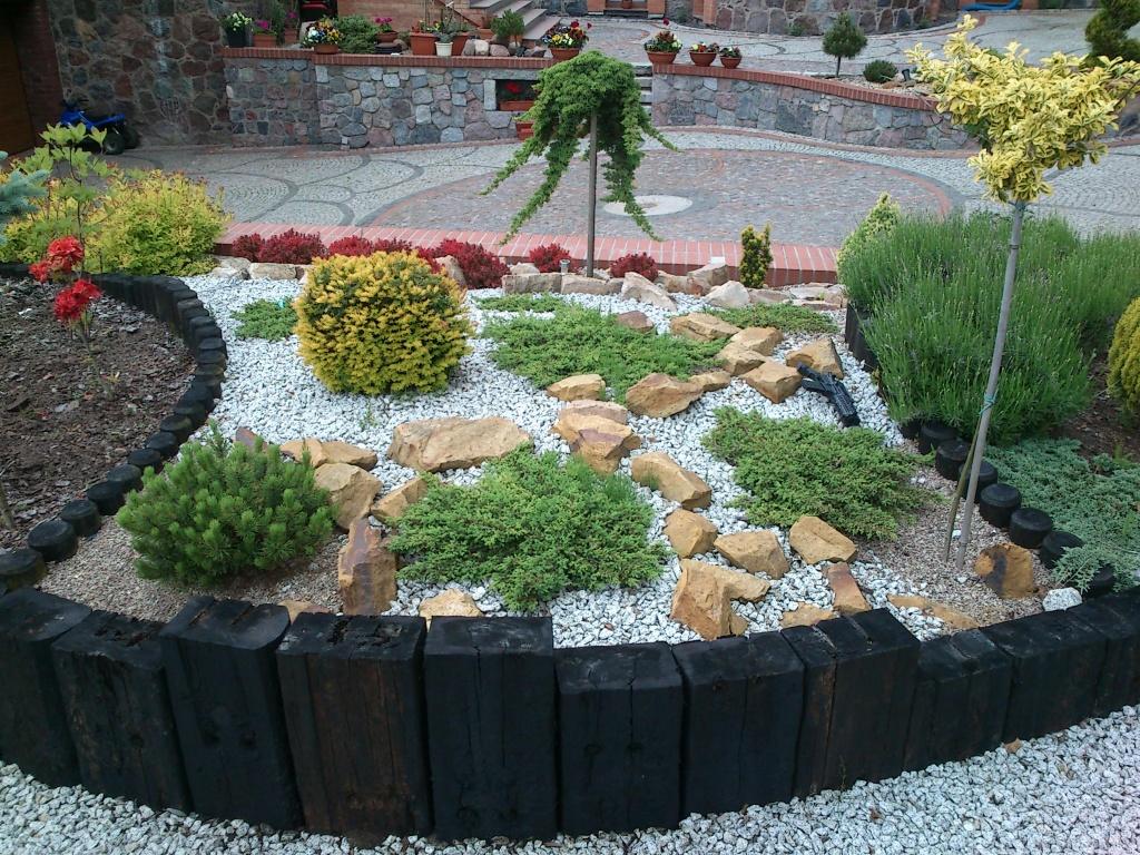 ogrody przydomowe skalniaki pictures - photo #3